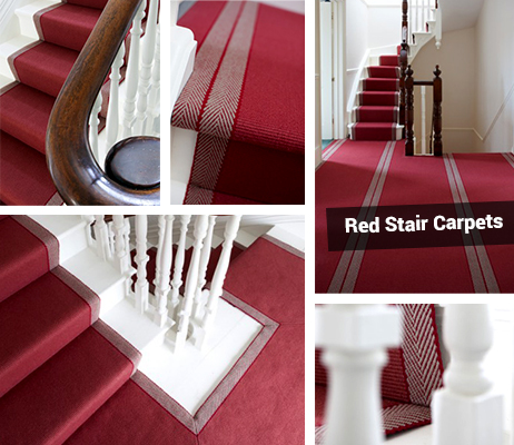 Roger Oates Stair Carpet
